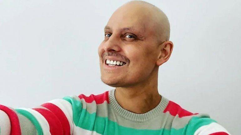 Esperanzador mensaje de Lío Pecoraro en su lucha contra la leucemia