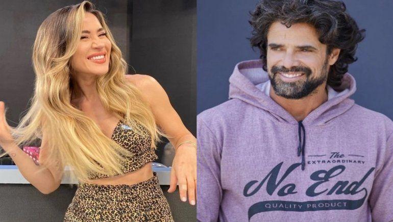 Huele a sexo: el inesperado romance de Jimena Barón y Luciano Castro