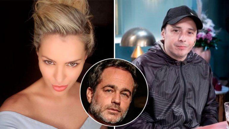 El Dipy, furioso por el romance de su ex con Gastón Pauls
