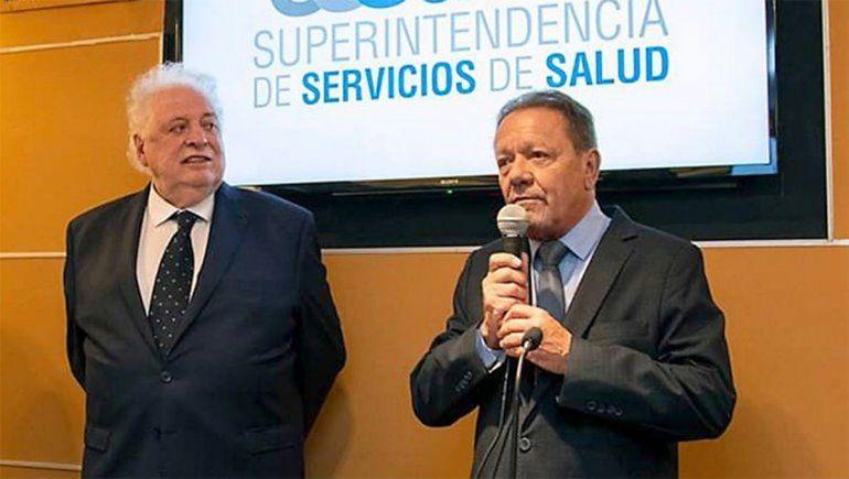 Murió Eugenio Zanarini, el superintendente de Servicios de Salud