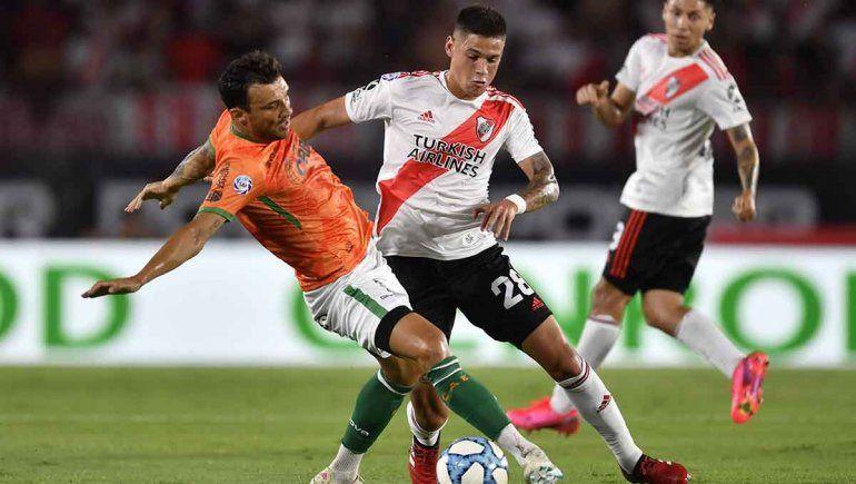 River dio otro paso aunque sufriendo: le ganó 1 a 0 al Taladro
