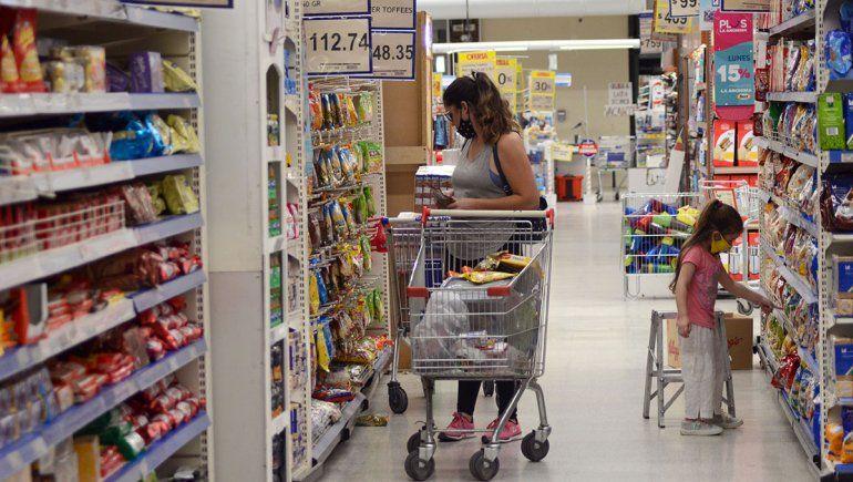 La inflación de agosto en Neuquén fue del 2,42 por ciento