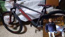 viral: persiguio a un ladron hasta sacarle la bici que le habia robado a otro vecino
