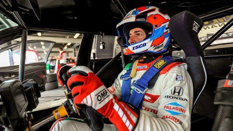 Yannantuoni igualará y batirá el récord de presencias de Traverso en Súper TC2000