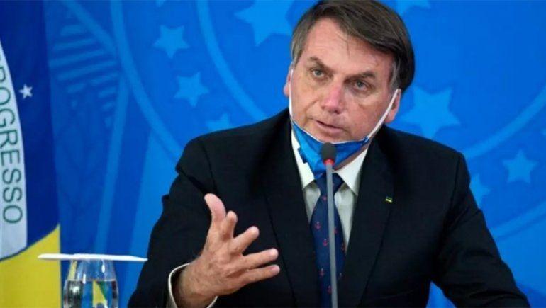 YouTube retiró los vídeos de Bolsonaro por la desinformación de COVID-19