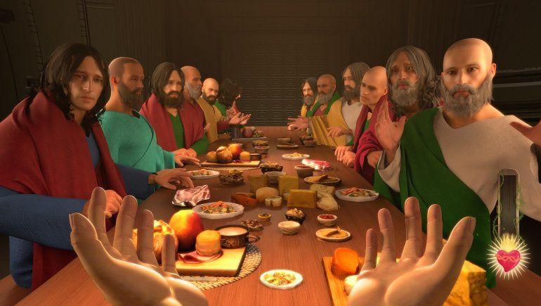 ¿Te imaginas ser Jesucristo? un videojuego viral lo consigue