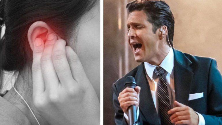 Qué es el tinnitus, la condición que afecta al cantante Luis Miguel