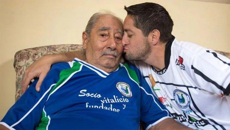 Maronese y el fútbol lloran al Mono Silva: aquel último y emotivo deseo