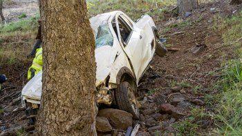 En fotos: así fue el impresionante accidente en San Martín
