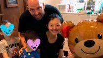 karina gao recibio el alta tras dos semanas en coma