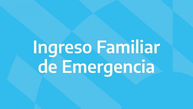 El IFE ayudó a casi 9 millones de argentinos en tres oportunidades | Foto: Anses