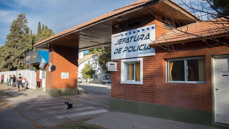 Covid-19 en la Policía: ocho presos dieron negativo y un efectivo permanece internado