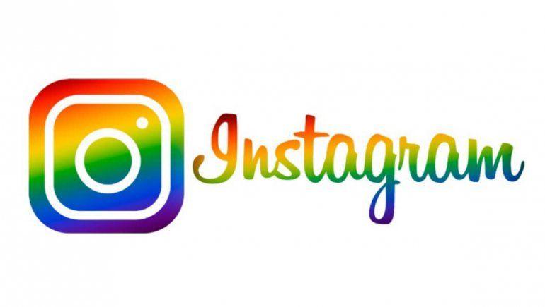 Instagram: cómo usar el tema Pride en un chat.