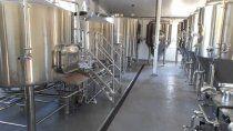 el paraje meliquina tiene su primera cerveceria con habilitacion comercial