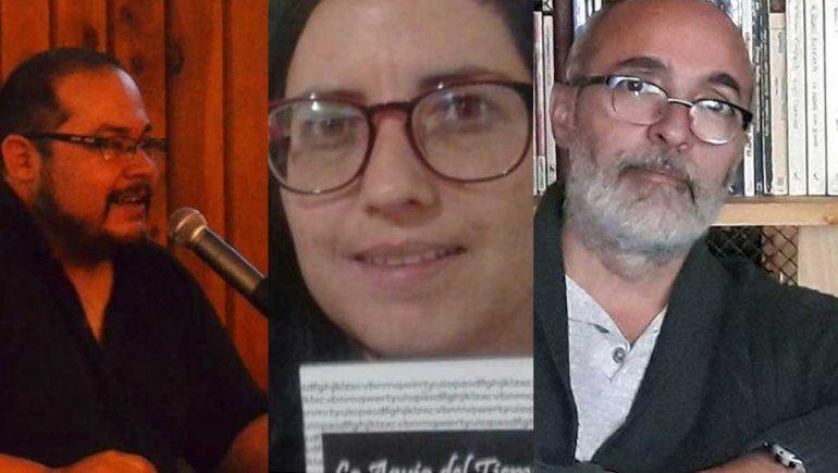 Tres escritores neuquinos premiados en un concurso federal de microrrelatos