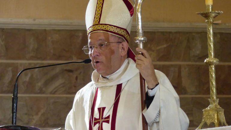El obispo de la Diócesis del sur mendocino, Eduardo María Taussig, fue quien recibió la agresión del cura.