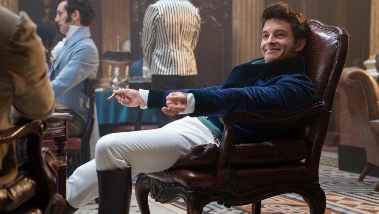 Netflix: producción de Bridgerton detuvo rodaje por Covid