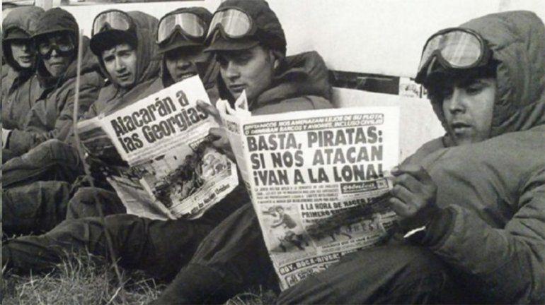 Cinco libros para leer la guerra de Malvinas