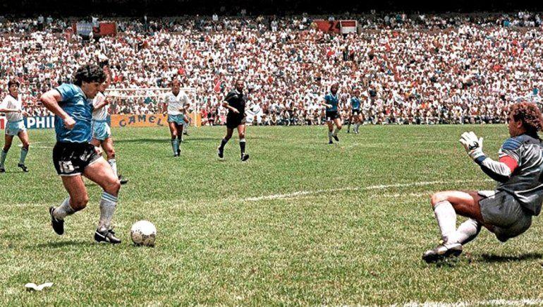 22 de junio de 1986, el día que Diego (re)inventó el fútbol