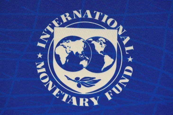 Foto de archivo. El logo del Fondo Monetario Internacional (FMI)