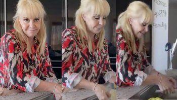 El video de la polémica de Claudia: Tengo que hacer las tareas domésticas