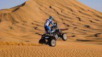 Manuel Andujar es el tercer argentino que gana una etapa en el Dakar 2021