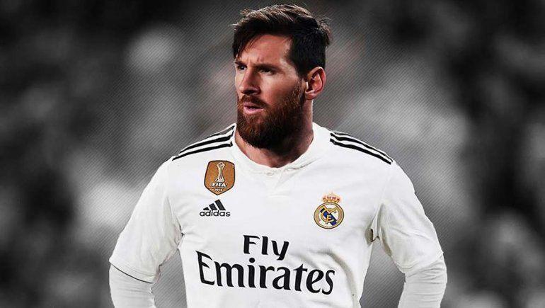 Messi no traicionaría al Barcelona vistiendo la camiseta de su eterno rival