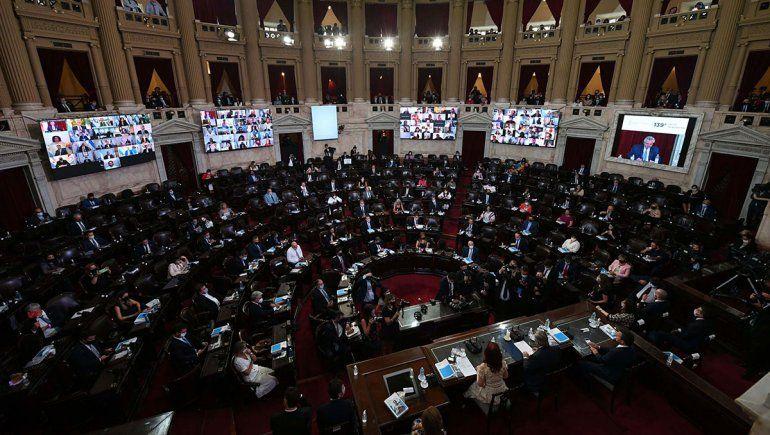 El Congreso comenzará a tratar Ganancias y otros impuestos.