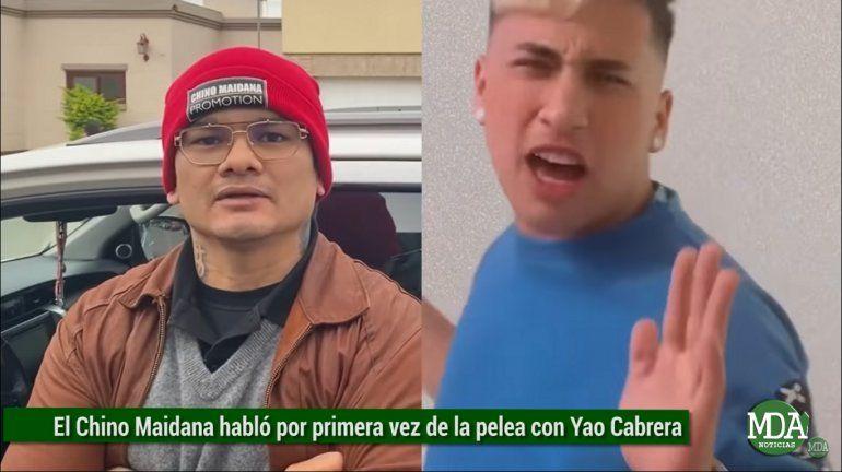 La amenaza del Chino Maidana al youtuber: Tengo más pegada que Mayweather y lo puedo dormir feo
