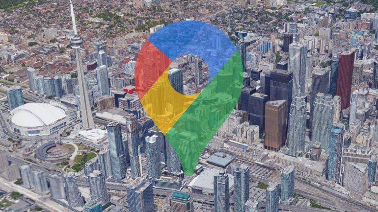 El hallazgo en Google Maps es viral en TikTok