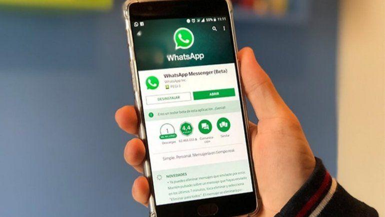 WhatsApp: así funcionan las fotos con configuración de autodestrucción.