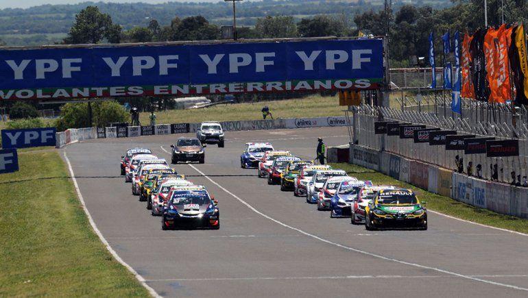 El Súper TC2000 postergó su quinta fecha del calendario