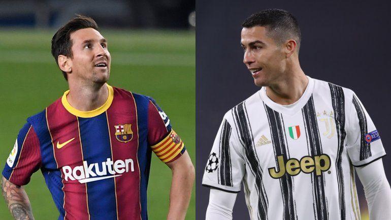 Tras 1.000 días, Messi y Cristiano vuelven a enfrentarse: hora y TV