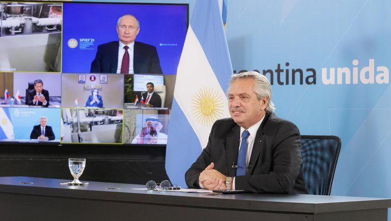 Argentina se prepara para producir 500 mil dosis de Sputnik V por semana