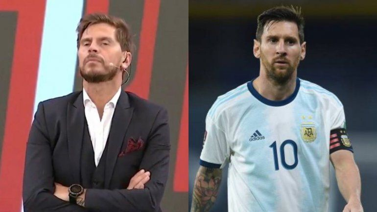 El fuerte mensaje de Messi a Vignolo, el apuntado por los héroes de la Copa