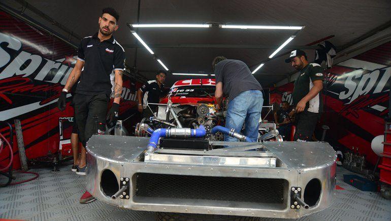 ¡Ruido de motores! Se abre la final del TC