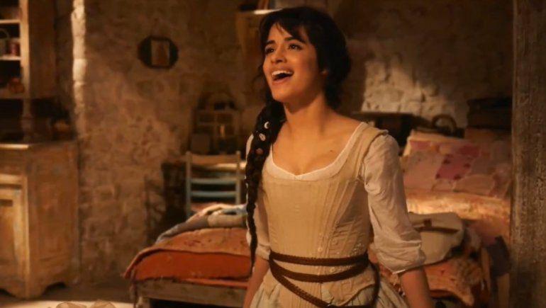 La Cenicienta de Camila Cabello se estrenará en Amazon Prime
