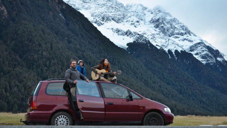 De Neuquén a Nueva Zelanda: la familia que apuesta al sueño de vivir viajando
