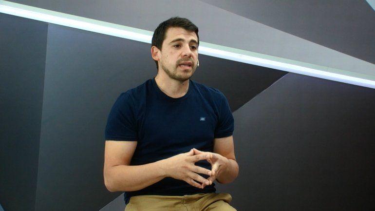 Emmanuel Guagliardo, un nuevo jugador en la escena política local