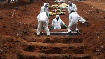 el mundo supero los tres millones de fallecidos