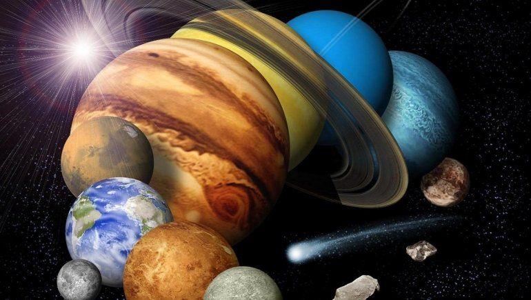 ¿Sabés cuál es el planeta que rige tu signo del zodíaco?