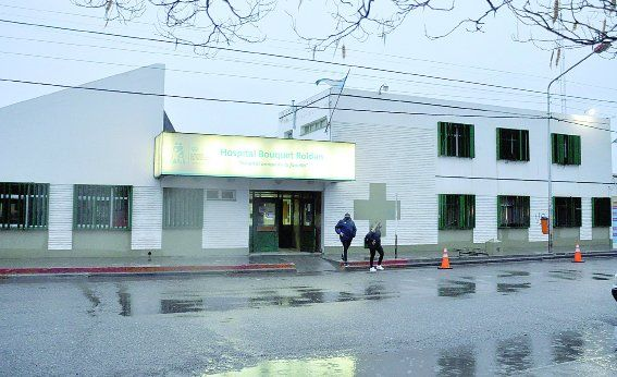 Hospital Bouquet Roldán.