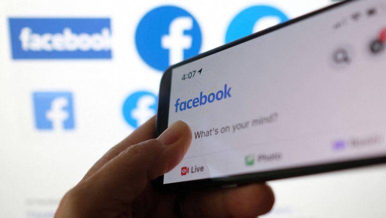 Señalan nuevamente a Facebook sobre desinformación del Covid-19.