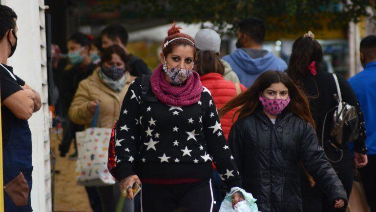 Récord de fallecidos en Neuquén. Mayo, el peor mes de la pandemia.