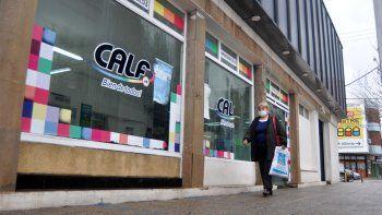 provincia cancelo parte de la deuda de 570 millones con calf