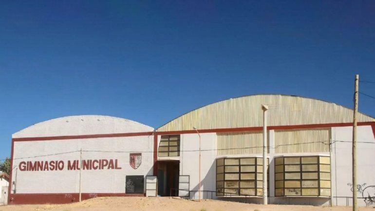 Indignante: sexto robo en un año y destrozos en el gimnasio Municipal de Zapala