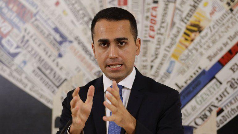 Italia se planta contra Europa por prohibir a sus ciudadanos