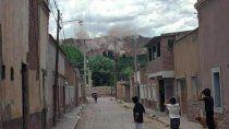 un sismo sacudio el norte argentino y alarmo a los vecinos