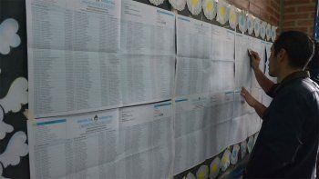 ¿Dónde voto? La pregunta que se hacen los vecinos en Neuquén capital