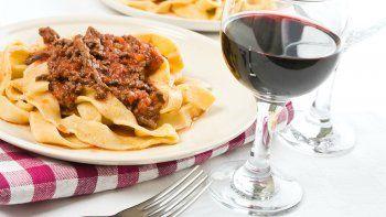 pastas secas & salsas: las mejores combinaciones con vino